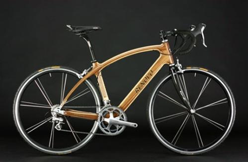 woodframebike